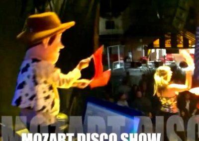 Macro discoteca Mozart