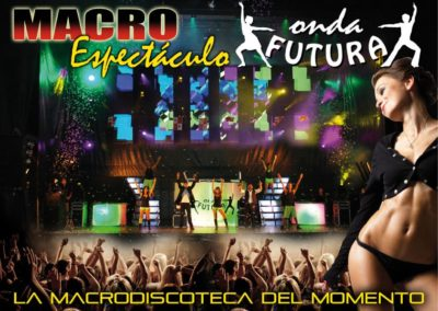 Macro discoteca Onda Futura